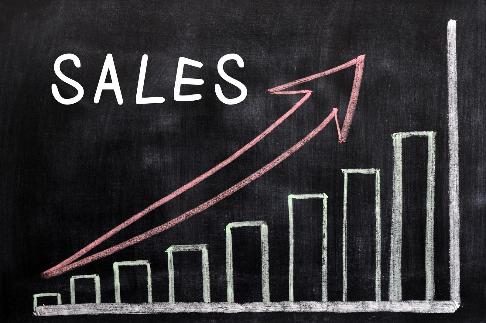 sales - فرآیند فروش کسب و کارهای کوچک