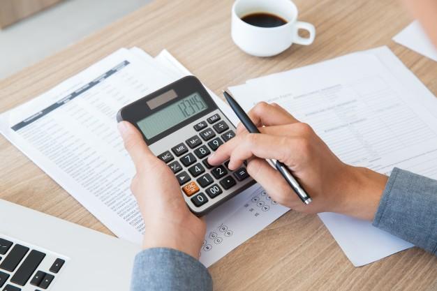 finance accounting paper desk using 1262 2292 - نحوه ثبت اسناد پرداختنی