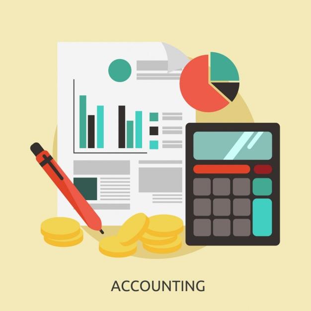 accounting background design 1300 169 - ??تفاوت مدیریت مالی و حسابداری