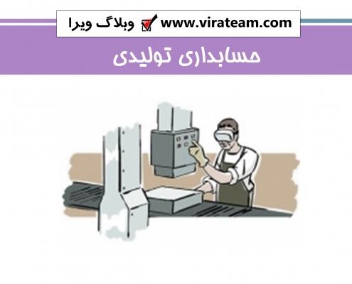 حسابداری تولیدی