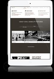 slide1 Mini iPad White - Homepage